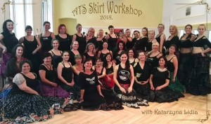 ATS Skirts Workshop with Katerzyna Lidia