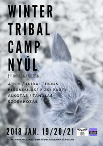 Winter Tribal Camp 2018