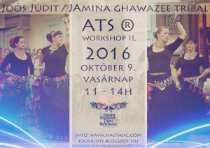 workshop by Jamina Ghawazee Tribal