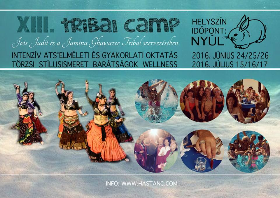 2016 Tribal Camp