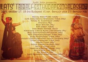 ATS TribalFest Budapest 2015